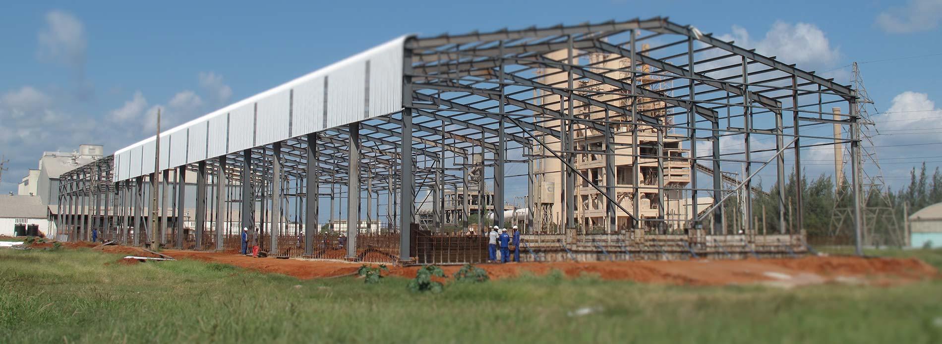 CIM Maputo BT Steel