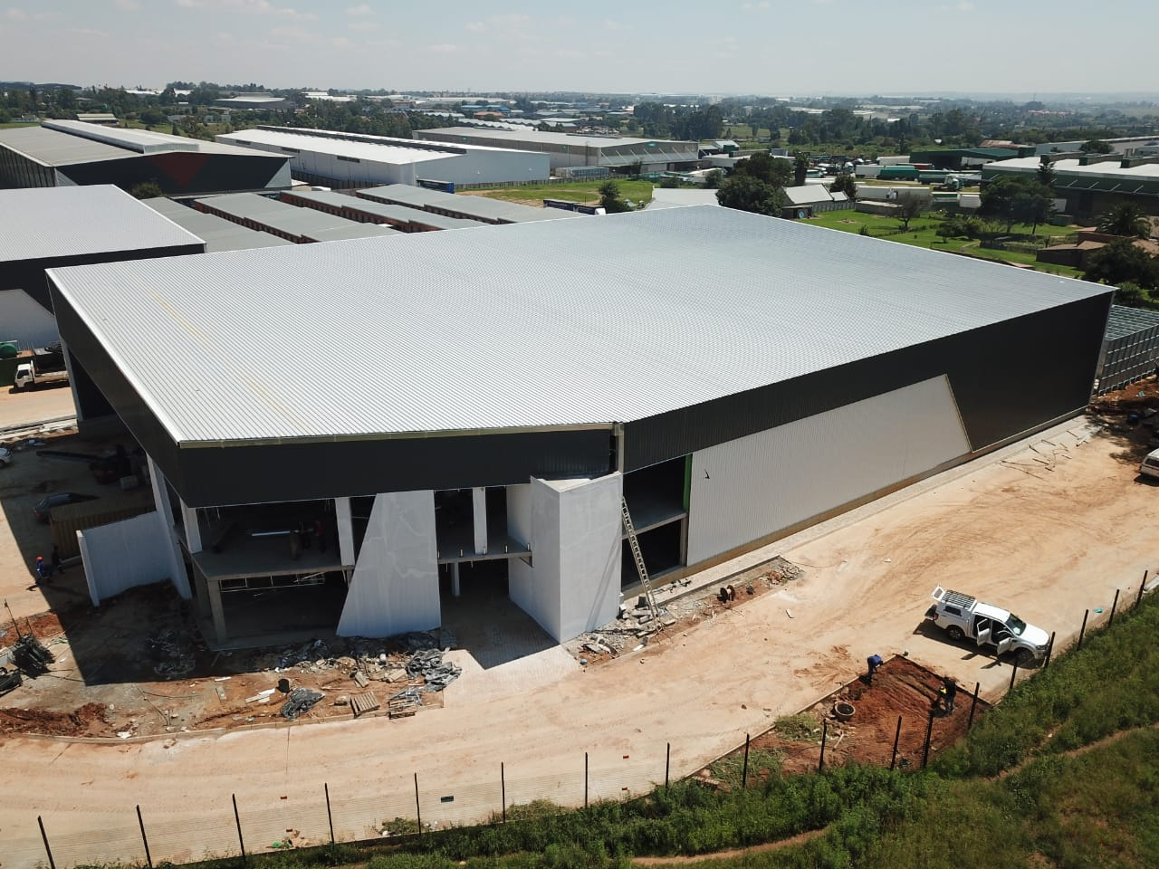 Warehouse Pomona, Gauteng
