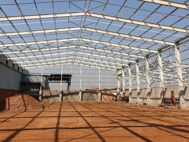 Heineken project bt steel