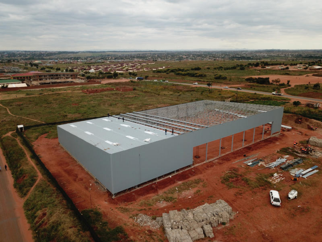 Skyview warehouse