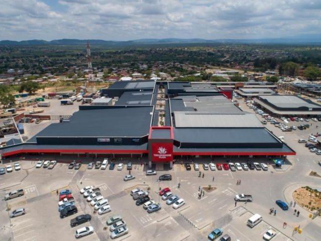 Tulamanshe plaza