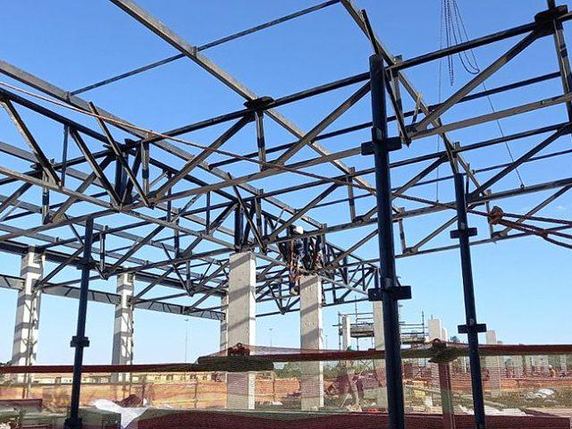 bt steel new raslouw hospital